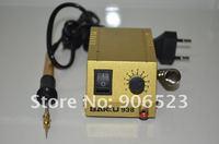Free shipping New BK-938 Welding Equipment,portable Soldering station solder iron