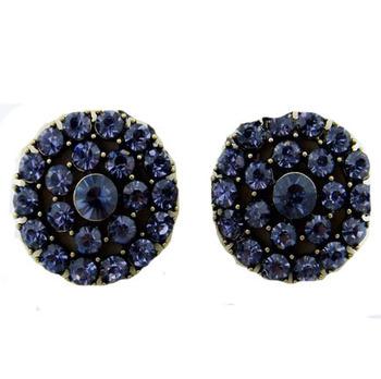 EA005 earrings rhinestone crystal retro vintage stud earrings for women charm fashion ...