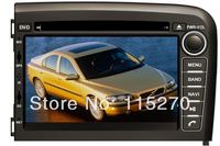 1998-2006 Volvo S80 DVD Player Android System GPS Navigation Radio Stereo Video With Bluetooth,Wifi,3G,Steering Wheel Control