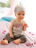 Baby suit/Baby set:tops+ shorts+headband/Lovely New designs/Free shipping