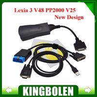 2014 New Arrival Lexia Lexia3 Lexia 3 PP2000 V48 ,V25 Diagnostic Tool For for citroen peugeot