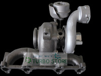 New KP39 54399880022  Turbocharger For VW Caddy Golf SEAT Altea Passat 1.9TDI   BJB / BKC / BXE 1.9L 105HP with gaskets