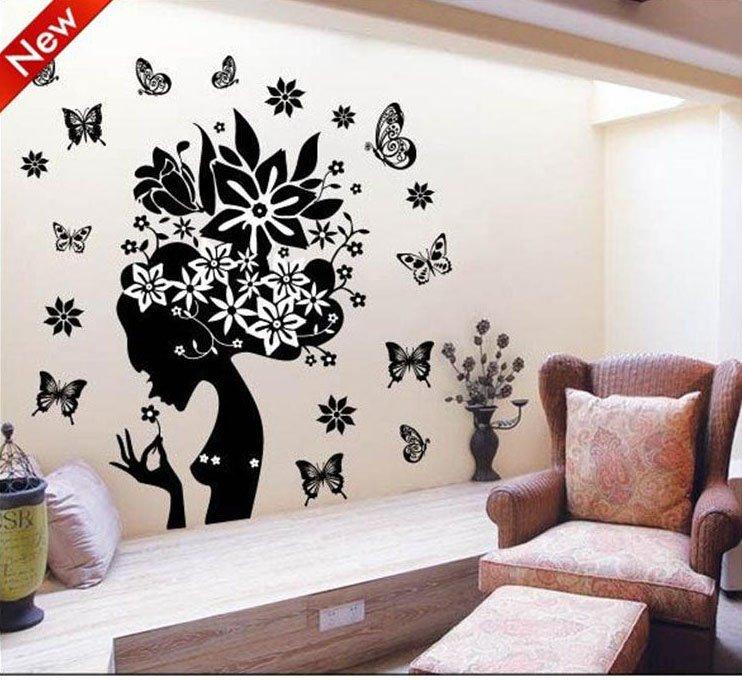 Трафареты для рисунки на стенах квартир своими руками 449
