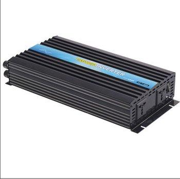 Factory sell CE&ROHS approved ,dc 12v/24v/48v to ac 100v-120v/220v-240v 2500w/5000w pure sine wave  solar inverter,free shipping