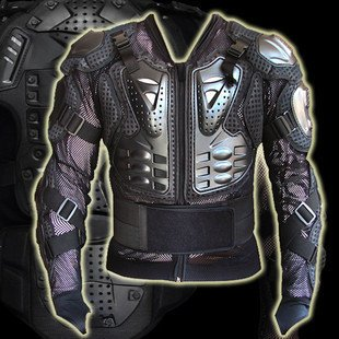 Motorcycle ,motocross Full Body armor Jacket Spine Chest Protection Gear for adult and young kids~XS,S,M L XL XXL XXXL(China (Mainland))
