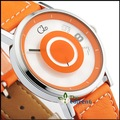 Quartz PU Leather  Unisex Watches 2013Trends Watch Latest Design Best Price Top Brand CL OPP Package Free Shipping WE8520G