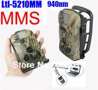 Ltl Acorn MMS camera 5210MM Ltl-5210MM 12MP 940NM  MMS hunting camera GSM outdoor scouting Trail animal wildlife camera