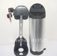 E-bike li-ion battery / Tube type electric bike battery 36v 7AH+charger