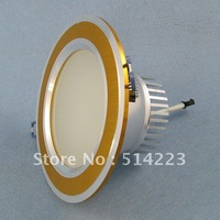 12W high power  high lumens AC85-265V LED Downlight 12*1W led lighting free shipping