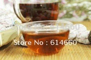 Buy 5 get 1 On Sale 30 pcs bag Glutinous rice flavor Pu er tea Mini