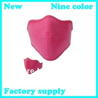 Free shipping 2012 hot sale snowboard Fleece ski face mask protectived face warmer