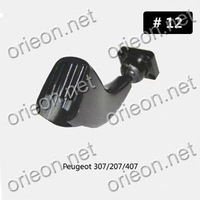 Special Metal Car holder Car bracket No.12 for Peugeot 307/207/407/ Citroen/Renault Car Rear View Mirror Monitor