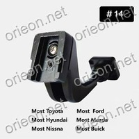 Special Metal Car holder Car bracket No.14 for most Toyota/Ford/Nissan/Buick/Hyundai/Kia/Mazda Car Rear View Mirror Monitor