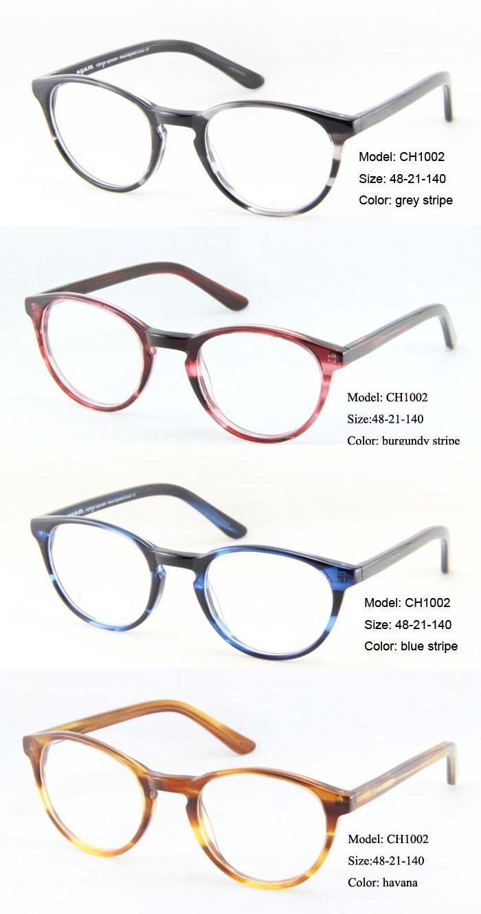 European Designer Eyeglass Frames : Eye Wonder Kids Blue & Red & Green & Orange Square Acetate ...