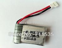 5pcs/Lot  3.7V 250Mah 25C Lipo Battery Parts For UDI U816 U816A JXD JD-385 JD 385 Walkera HM-Mini CP-Z-17 4CH 2.4G UFO Xcopter