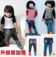 5pcs/lot free shipping baby girls leggings pants skirt ,childrens PP pants,children's  trousers