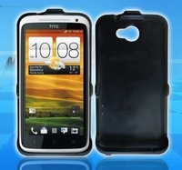 3500mah Backup external battery case Emergency cover for HTC One X power bank.Battery clip