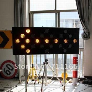 2013 solar traffic signs road markings 150*90*6cm