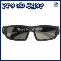 Free shipping 4pcs/Lot 3D Glasses Passive Polarized for LG Passive 3D TV