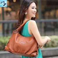 ladies handbag leather designer handbags high quality 2013 new bag brown for women handbag shoulder bag messenger bags 716