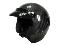 ECE/DOT  Certified Carbon fiber Helmet  , Very   Classic and jet scooter  , helmet size fit for European