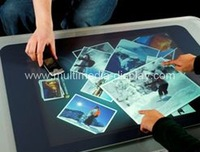 52 inch IR Touch Screen Panel for Interactive Table, Interactive Wall, Multi Touch Screen, Interactive Media