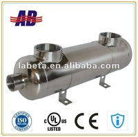 CE Approved Charged Air to Water Intercooler GL140-C