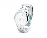 2012 Christmas Gift Elegant Man Quartz Watch Stainless band  man wrist watch