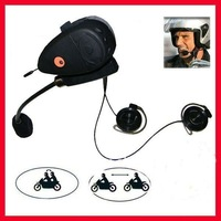 2 Pcs BLUETOOTH MOTORCYCLE INTERCOMS/ Motorcycle Helmet Bluetooth Interpiece