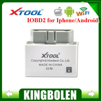 2015 Free Shipping XTOOL IOBD2 Work on iPhone WLAN WIFI OBD2 Wireless Diagnostic Code Reader