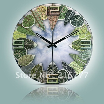 Xhome wall Clock Modern Home Kitchen Decoration Great Gift-Mr.Tree