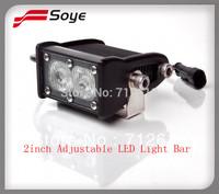 2'' single row cree led light bars IP68, 20W CREE led offroad light bar, ATV,UTV,4WD led cree bar flood light