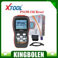 100% Original XTOOL PS150 Oil Reset Tool+ OBDII Scanner+Free Update Online