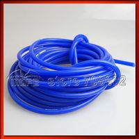 HOT SALE! Original Logo 10 METER ID: 4MM Vacuum Silicone Hose Blue