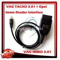 VAG TACHO 3.01 + USB OPEL IMMO AirBag Scanner vag 3.01 usb (5pc/lot)