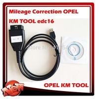 Mileage Correction OPEL KM TOOL edc16 Auto Universal Tool free shipping