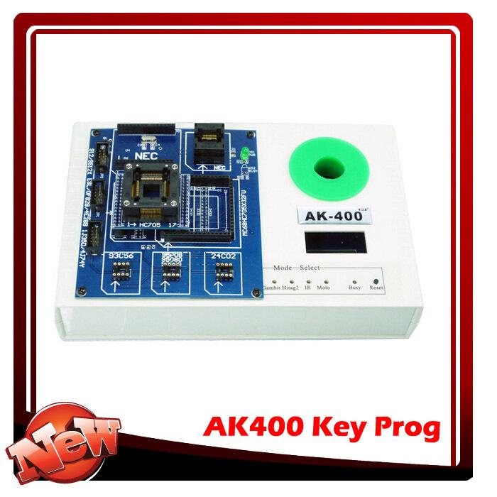 DHL free shipping for BM auto key programmer key pro AK400 Key Programmer fromfactory(China (Mainland))