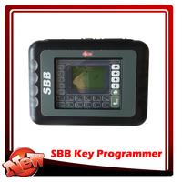 High Performance and Quality SBB Programmer V33.02 For Multi-brand Silca Sbb key Programmer 2012 Free Shipping