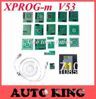 2014 Newest XPROG M ECU Programmer V5.3 Metal X-Prog-M Chip Tuning Tools X Prog M V5.3 fast Free Shipping