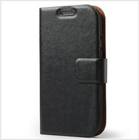 Ultrathin Stand leather case for samsung i9300 wallet cover with card holder for galaxy s3 Fashion luxury back cover for i9300