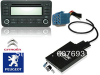 Yatour Peugeot Citroen RD3 RM2  RB2 Van-bus Digital MP3 USB SD AUX adapter (CD Changer alternative) -bluetooth enabled emulator