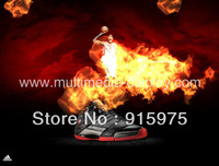 Supply Free Shipping 3d Interactive Floor projection system including 30 different effects for event, wedding, advertising