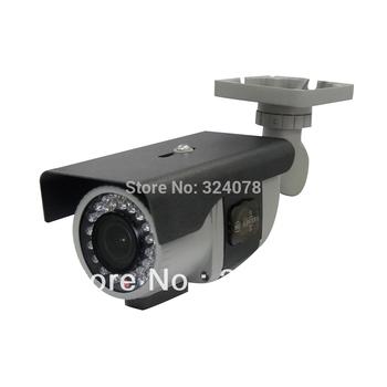 EMS Free Shipping Super Wide Dynamic Range 120DB Waterproof Camera IR 690 HTVL OSD Menu