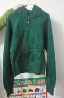 lulu hoodies scuba Lady Sport  Athletic Jacket yoga wear coat Women's sweater green clothing clothes size XXS XS S M L XL