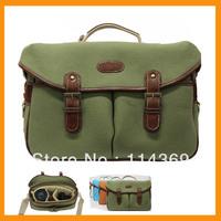 NEW dslr digital camera messenger bag/handbag/canvas camera bag FOR MEN