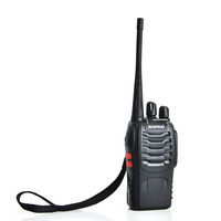 BaoFeng BF-888S 5W Digital Walkie Talkie Handheld Two Way Radio With 400-470MHz UHF Interphone Transceiver  A0784A Alishow