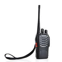 New BaoFeng BF-888S 5W Portable Ham CB Radio Walkie Talkie Two Way Radio Handheld HF Transceiver  Interphone A0784A Free Headset
