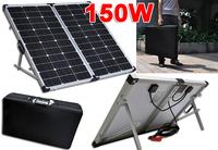 FOLDING 150W MONO 12V solar panel,BEST QUALITY in the market,UK STOCK,WHOLESALE
