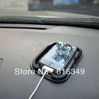 New Non Slip Mat Anti Slip pad Rubber Phone Shelf Antislip Strong Stick For GPS/PDA /mp3/ mp4 /Cell Phone Holder HM067-25 QH