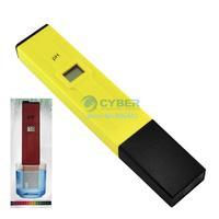 Cheapest 5Pcs/Lot Digital PH Meter/Tester 0-14 Pocket Pen Aquarium Free Shipping B16 1072